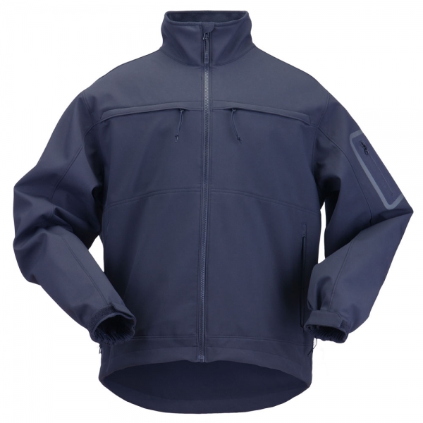 5.11 КУРТКА TACTICAL CHAMELEON SOFTSHELL JACKET DARK NAVY 48099INT